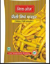 Yellow Shiv Om Pili Mirch Powder