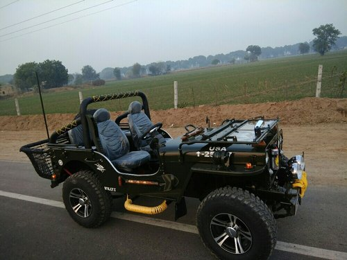 Hunter Jeeps म ड फ इड ज प Arora Jeep Modified Mandi