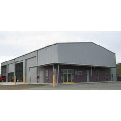Prefab Industrial Sheds Fabrication Service