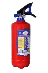 Mild Steel ABC Type Fire Extinguisher, Capacity: 2Kg