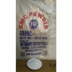 Powder Paint Sodium Carboxy Methyl Cellulose, Packaging Type: Bag, Packaging Size: 40-50 Kg