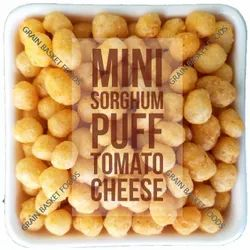 FIT FOODIE Mini Jowar Balls Tomato Cheese, Packaging Size: 20 Kgs