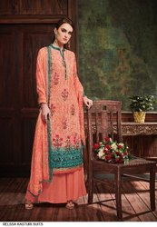 Georgette Embroider Suits