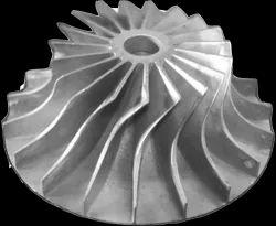 aluminium impeller cast