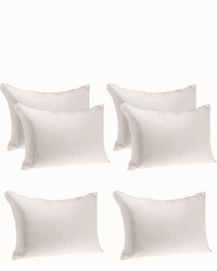 Soft Fiber White Pillow