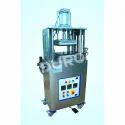 Stainless Steel Chapati Pressing Machine