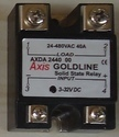 Single Phase DC to AC Solid State Relay