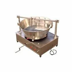 Stainless Steel Khova Pan