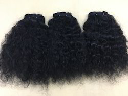 Single Donor Kinky Curly Hair