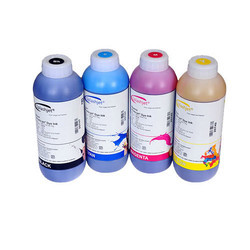 Splashjet Reactive Ink for Cotton Textile Printing - Ricoh Gen4, 5, for Textile Printing