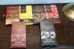 Dark Chocolate Bar, 80gm