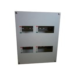 4 Way TPN Single Door Distribution Box