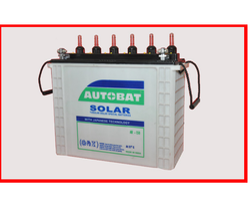 Autobat Turbo Power Tubular Stationary-TP 165 Battery