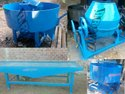 Machinery for Paver Block Plant