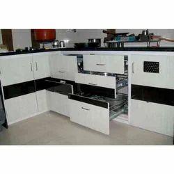 PVC Kitchen Cabinet in Coimbatore, Tamil Nadu   Polyvinyl Chloride ...