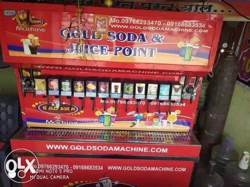 JD Soda Machine Wholesale Distributor, Kolhapur - Wholesaler of SHOP