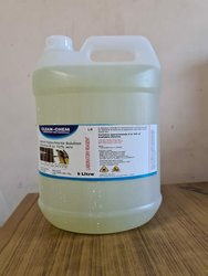 Disinfectant Chemicals (Sodium Hypochlorite), Packaging Type: White Can