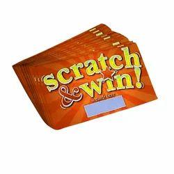 Scratch Smart Card