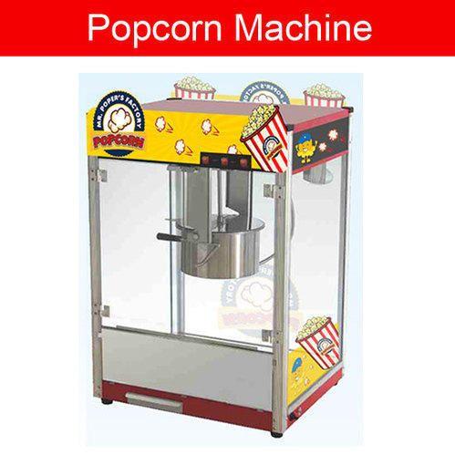 Popcorn Machine - Popcorn Cart Manufacturer from Vijayawada
