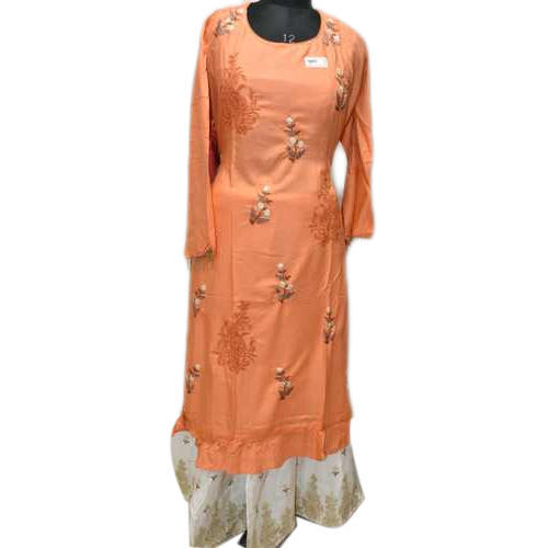 Printed Ladies Sharara Suit