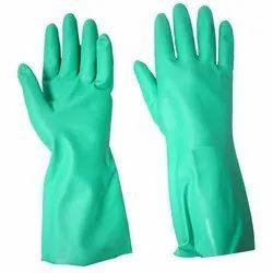Rubber Nitrile Glove
