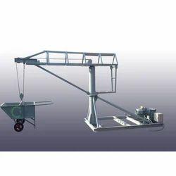 NextGen Monkey Hoist Machine