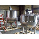 Commercial Steam Jacketed Cooker