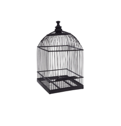 Metal Bird Cage Centerpiece