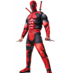 Deadpool Adult Costume  sc 1 st  IndiaMART & Bane Mask and Curly Wigs Ecommerce Shop / Online Business ...