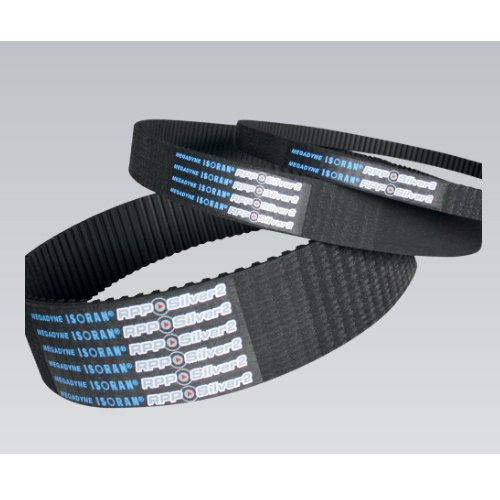 Gates Isoran Silver Rubber Endless Timing Belts Rs 900