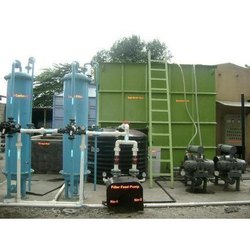 10 KLD Decentralized MBBR Packaged Sewage Treatment Plant