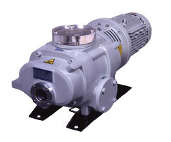 Cast Iron Double Stage Vacuum Booster Pump, 4 Hp, 380 V