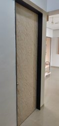 PVC Marble & Wooden Finish Doors