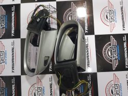 Mercedes Benz E Class W211 Right And Left Saide Power Folding Wing Mirror 413133420 413133419