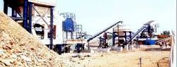 Stone Crusher Turnkey, For Industrial, Pan India