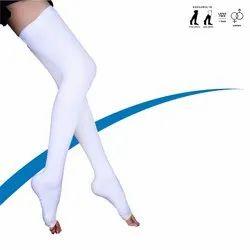 Thigh Length Anti Amolism DVT Stockings