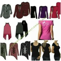 100% Cotton Multicolor KNITTED, for TOP, GSM: 150-200