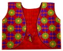 Traditional Embroidered Koti