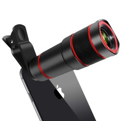 14x Zoom Telephoto Lens, Hd Phone Camera Lens For Smartphone