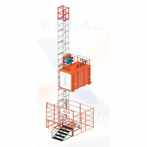 Rack And Pinion Construction Hoist Smr ( Speedo Deluxe)