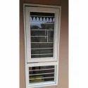 Glass Galvanized Window