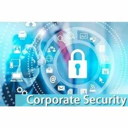 Armed Male Corporate Security Service, in Client Side