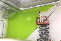 Commercial Painting Service, Location Preference: Delhi Ncr, Paint Brands Available: Asian Paints