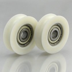 Double Roller Nylon Wheel