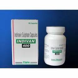Indinavir Sulphate Capsule 400 Mg
