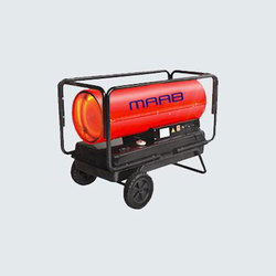 Direct Diesel Heater