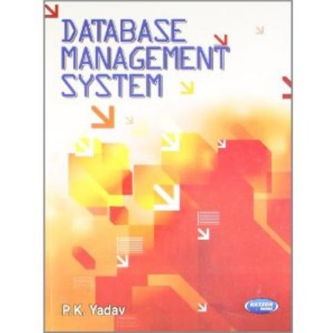 Database Management System By P-k-Yadav in Rajkot, Bookrent