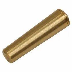 Brass Tapered Tube Plug
