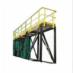 GRP Oil Platform Grating