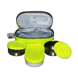 Arhanto Three Containers Lunch Box